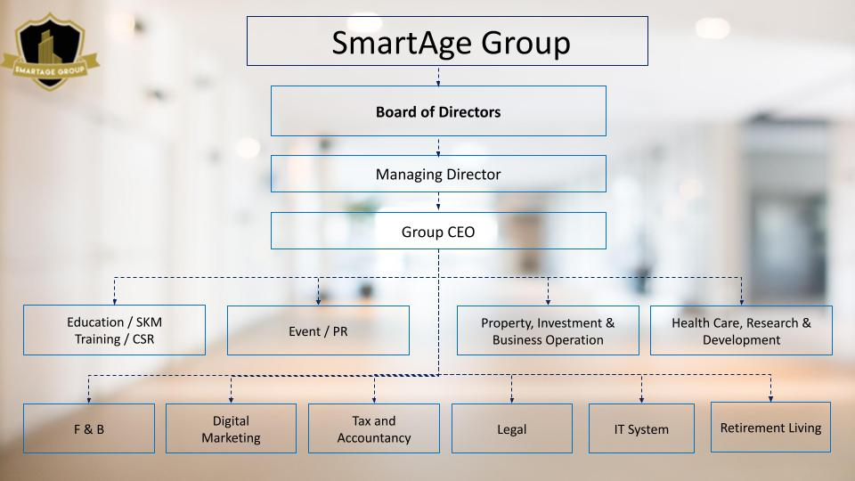 SmartAge Group - Group Structure